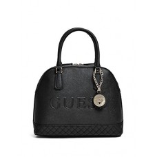 GUESS Factory Women's Andover Logo Dome Satchel