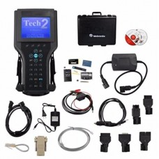 HaoYiShang GM Tech 2 Diagnostic Scanner with Candi/tis2000/32m Card Complete Kit