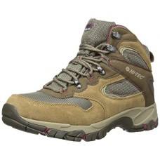 Hi-Tec Women's Altitude Lite I Waterproof Hiking Boot, Honey/Brown/Port,9 M US