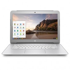 "HP 14"" diagonal SVA BrightView HD Chromebook - Intel Dual-Core Celeron N2840 2.16GHz, 4GB DDR3, 16GB eMMC, 802.11ac, Bluetooth, HDMI, USB 3.0, Chro..."