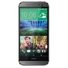 HTC One M8 3G, 4MP, 32GB, QHTC One M8 Unlocked International Version - 32GB - grey