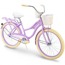 "Huffy 24"" Holbrook Women's Perfect Fit Frame Cruiser Bike"
