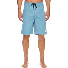 Hurley MBS0006250 Men's One And Only 2.0 Boardshorts, Cerulean - 34