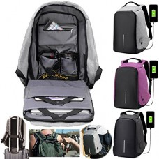 Anti-theft Backpacks 15inch Laptop Smart Backpacks For Teenager Fashion Mochila Leisure Travel backpack Lightweight School Bookbags with USB Charge...