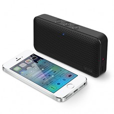 iLuv Aud Mini Ultra Slim Pocket-Sized Powerful Sound Bluetooth V4.1 Speaker for iPhone, iPad, Samsung GALAXY, Note, Tablet, LG, Google Phones, othe...