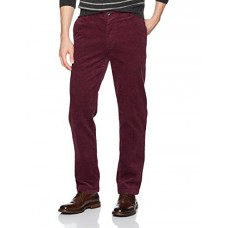IZOD Men's Tailgate Corduroy Pants, Fig, 34W X 30L