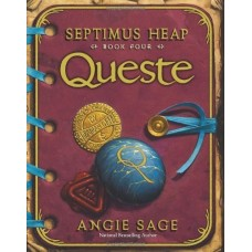 Queste (Septimus Heap, Book 4) by Sage, Angie 1st (first) Edition [Hardcover(2008/4/8)]