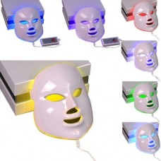 7 Colors Light Electric Photon LED Mask Electric Facial Skin Rejuvenation Therapy Face Care Anti-Age