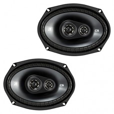 Kicker 43CSC6934 CSC693 6x9 3-Way Speaker Pair