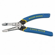 Klein Tools K12055 Klein-Kurve Heavy-Duty Wire Stripper 10 to 20 AWG