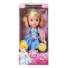 Disney Princess My First Toddler Cinderella Doll 13 in