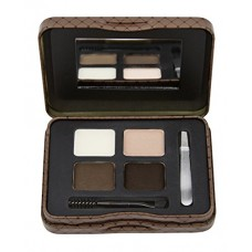 L.A. Girl Inspiring Brow Palette, Dark and Defined, 0.085 Ounce
