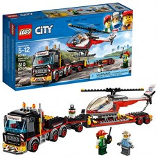LEGO City Great Vehicles Heavy Cargo Transport 60183 Building Kit (310 Piece)