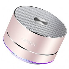 A2 LENRUE Portable Wireless Bluetooth Speaker with Built-in-Mic,Handsfree Call,AUX Line,TF Card,HD Sound and Bass for Iphone Ipad Android Smartphon...