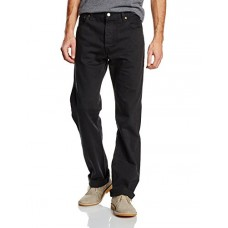 Levi's Men's 501 Original Fit Jean, Black, 32x32