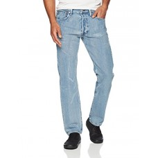 Levi's Men's 501 Original-Fit Jean, Queens Keep-Warp Stretch, 34W x 32L