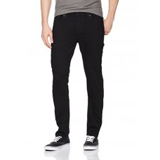 Levi's Men's 511 Slim Fit Jeans Stretch, Black Black Stretch, 33W x 30L