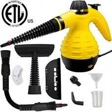 Handheld Steam Cleaner, Lovin Product HIGH-PRESSURE Chemical Free Steamer; ALL IN ONE; ETL LISTED; Removing Grease, Stains, Mold and more for Home,...