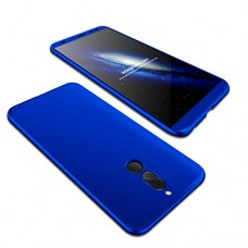 Case for Huawei Mate 10 Lite, MAOOY Full Body Protection 360 Degree Hard PC Plastic Armor Back Cover Ultra Slim Thin Anti-Scratch Resistant Protect...