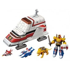 Cosmo Fleet Collection-EX Super Sentai Ranger Mechanics 2 05:Machine Buffalo (Choujuu Sentai Liveman Completed)