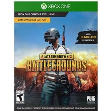 PLAYERUNKNOWN'S BATTLEGROUNDS – Game Preview Edition - Xbox One