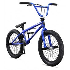 Mongoose Boys Legion L20 Bicycle, Blue, One Size/20""