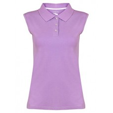 Sleeveless Madaket Polo Shirt Violet L - (L, Violet)