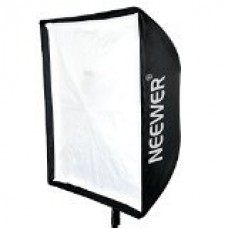 "Neewer 28"" x 28""/70cm x 70cm Speedlite, Studio Flash, Speedlight and Umbrella Softbox with Carrying Bag for Portrait or Product Photography"