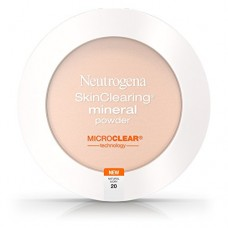 Neutrogena Skinclearing Mineral Powder, Natural Ivory 20, .38 Oz.