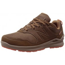New Balance Men's MW3000 Walking Shoe, Brown, 9.5 4E US