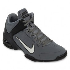 New Nike Men's Air Visi Pro IV NBK Basketball Shoes Grey/Black 7