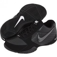 Nike Air Baseline Low Men Round Toe Leather Basketball Shoe (7.5 D(M) US)