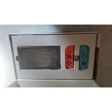 Nintendo Switch - Joy-Console - Wii GameCube, Neon Red and Blue