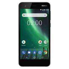 """Nokia 2 - 8GB - Unlocked Smartphone (AT&T/T-Mobile) - 5"""" Screen - Black"""