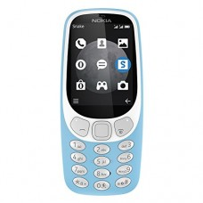 Nokia 3310 TA-1036 Unlocked GSM 3G Android Phone - Blue