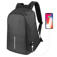 Anti Theft Laptop Backpack,ONSON Collage Backpack with USB Charging Port,Water Resistant Backpack for Men&Women,Fits 15.6 Inch and below Laptop/Not...
