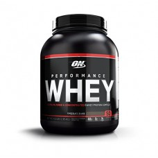 Optimum Nutrition Performance Whey Protein Powder, Whey Protein Concentrate, Whey Protein Isolate, Hydrolyzed Whey Protein Isolate, Flavor: Chocola...