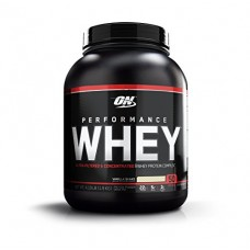 Optimum Nutrition Performance Whey Protein Powder, Whey Protein Concentrate, Whey Protein Isolate, Hydrolyzed Whey Protein Isolate, Flavor: Vanilla...