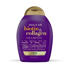 Organix Thick and Full Biotin and Collagen Shampoo, 13 Ounce by Organix