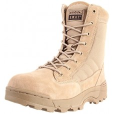 Original S.W.A.T. Men's Classic 9 Inch Tactical Boot, Tan, 8.5 2E US