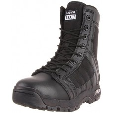 Original S.W.A.T. Men's Metro Air 9 Inch Side-zip Tactical Boot, Black, 5 D US
