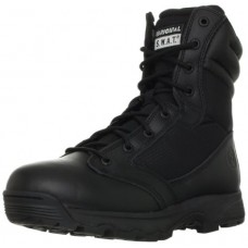 Original S.W.A.T. Men's WinX2 8-Inch Side-Zip Tactical Boot, Black, 7 D US