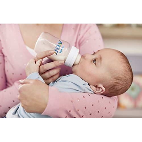 Avent Anti-colic  Baby Bottles Clear 9oz 3 Piece