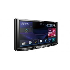 Pioneer AVH-X490BS Double Din Bluetooth In-Dash DVD/CD/Am/FM Car Stereo Receiver with 7-Inch WVGA Display/Sirius Xm-Ready