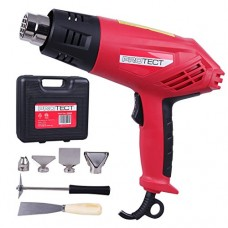 ProTect 1500W 9-Piece Heat Gun Kit in Carry Case