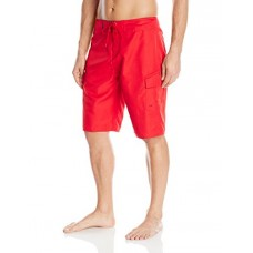 Quiksilver Men's Manic Cameo 22 Inch Board Short ,Quick Red ,30
