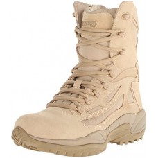 Reebok Work Men's Rapid Response RB8895 Security Friendly ,100% Non metallic  Boot,Desert Tan,10.5 W US