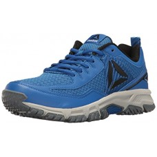 Reebok Men's Ridgerider Trail 2.0 Running Shoe, Awesome Blue/Skull Grey/Asteroid Dust/Black, 9.5 M US