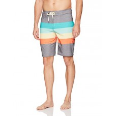 Reef Men's System Boardshort, Grey, 34