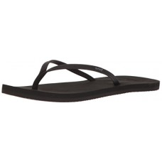 Reef Women's Bliss Nights Sandal, Black, 10 M US